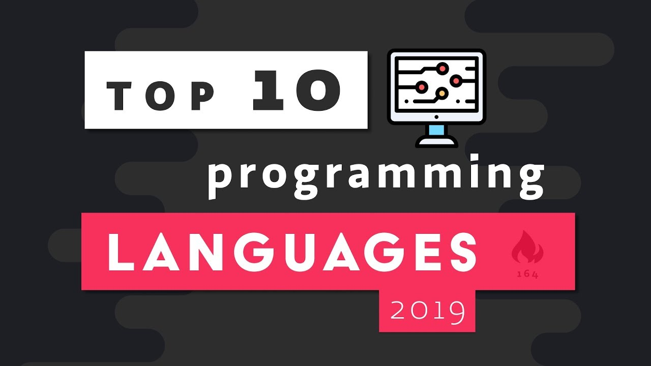 Top 10 Programming Languages in 90 Seconds