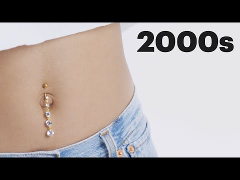 100 Years of Piercings | Allure