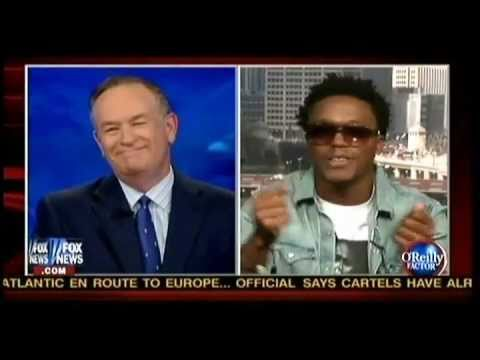 Bill O'Reilly Owned by Rapper Lupe Fiasco 6-22-2011