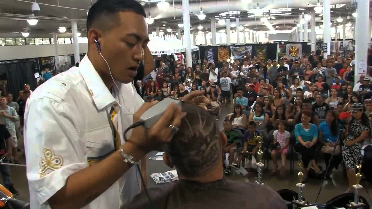 Barber Battle : Barber Battle in paradise 2013 - YouTube