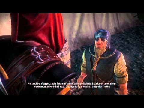 Let's Play The Witcher 2 - Part 48: Around Town ... Again