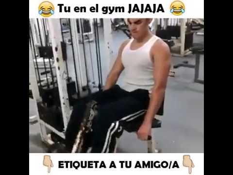 Tu amigo en el gym youtube for El gimnasio