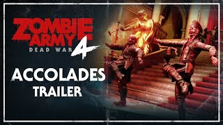 Zombie Army 4: Dead War – Accolades Trailer | PC, PlayStation 4, Xbox One