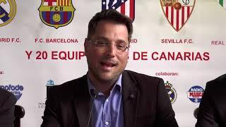 Presentación de la V Nacional Cup Villa de Los Realejos
