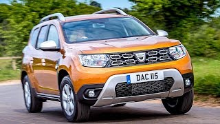 New Dacia Duster 2018 UK review