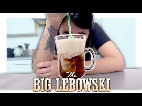 Wie schmeckt der White Russian aus The Big Lebowski?