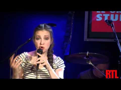 Catherine Ringer : Pardon en live dans le Grand Studio RTL présenté par Eric Jean Jean - RTL - RTL