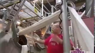Материал Полиэстер: видео обзор; How it's Made Discovery