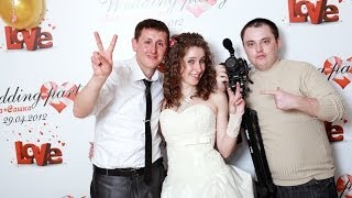 стоимость видеосъемки свадьбы