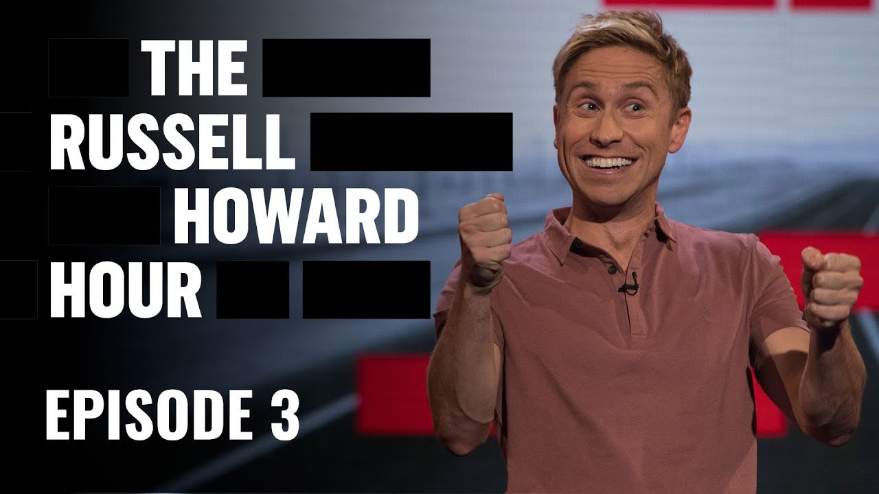 The Russell Howard Hour Series 1 Episode 3 Youtube