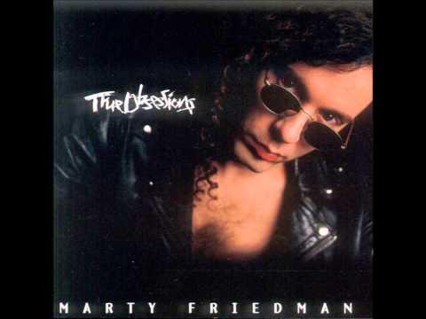Marty Friedman - True Obsessions (Full Album) (HQ)