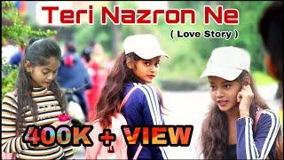 Teri Nazron Ne Kuch Aisa Jadoo Kiya | Cute Love Story | SM Film's Creation