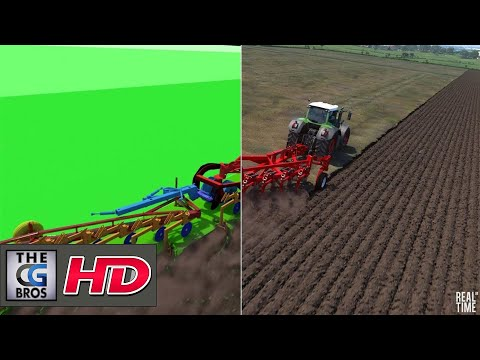 "CGI Animated Breakdowns HD: ""Farming Simulator"" - by RealtimeUK"