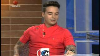 J Balvin en Chataing Tv (Parte 1)