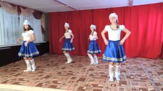'Звезды века' - Танец Снегурочек