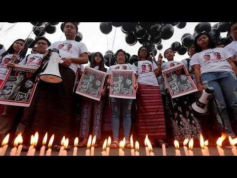 الذكرى الأولى لاعتقال صحفيين في ميانمار لكشفهما مجزرة بحق مسلمي الروهينغيا…  - نشر قبل 12 ساعة
