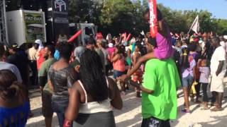 Exodus HD performing Scatter Jouvert 2014