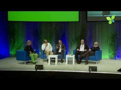 ECO12 Berlin: Cleantech VC Startup Panel - USA vs. Europe