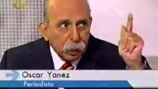 Oscar Yánez y la teoria del Ñu