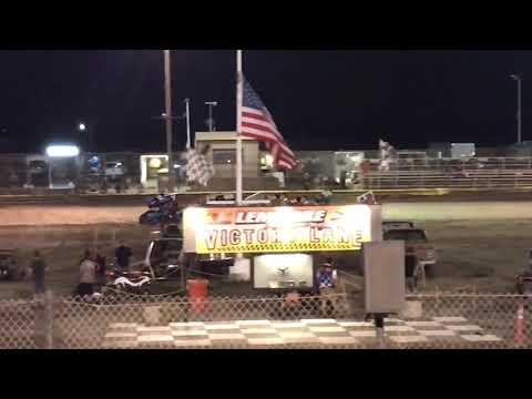 Lemoore Raceway 8/10/19 Jr Sprint Main- Ty