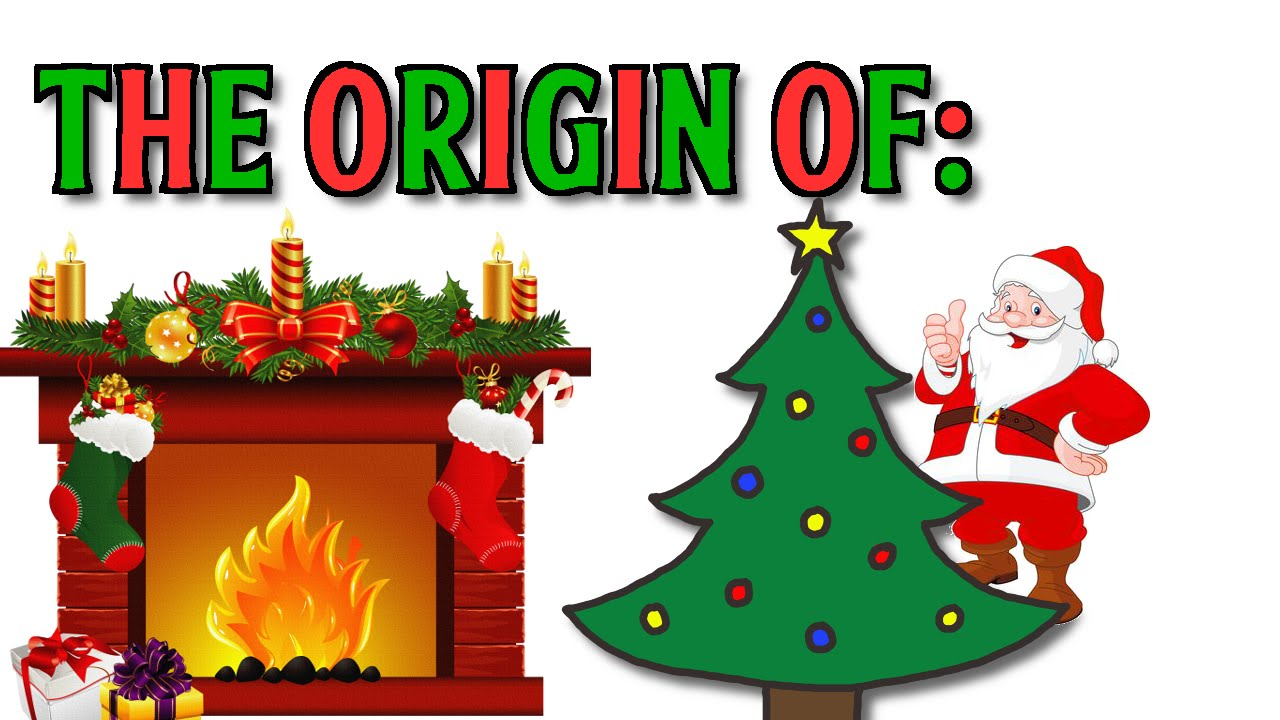Origin Of Christmas.The Origin Of Christmas