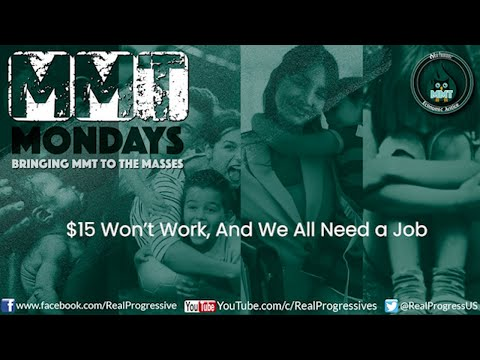 Why a $15/hour Minimum Wage Isn't Enough And Why We Need a FJG