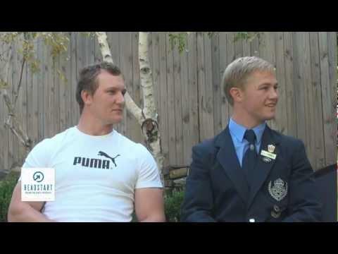 Head Start Sport TV - Nick Koster & Craig Corbett Interview Part 1