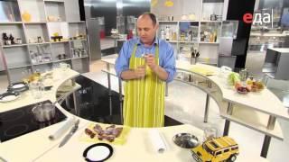 смотреть онлайн Жареная печёнка с гречневой кашей онлайн