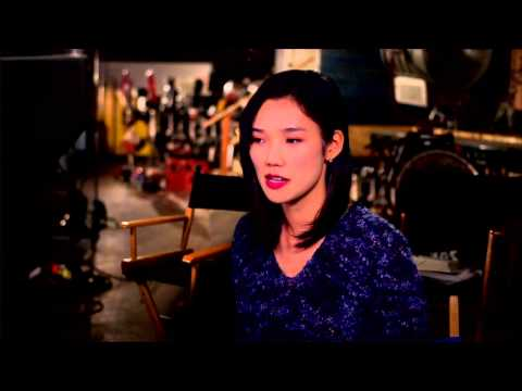 The Wolverine: Tao Okamoto On The Funeral Scene 2013 Movie Behind the Scenes