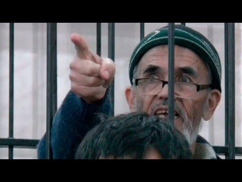 Клятва на Коране и обвинения Аскарова — кадры из зала суда