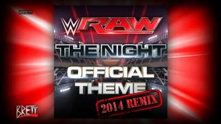 "WWE: ""The Night"" (2014 Remix) [iTunes Release] by CFO$ ► Monday Night RAW NEW Theme Song"