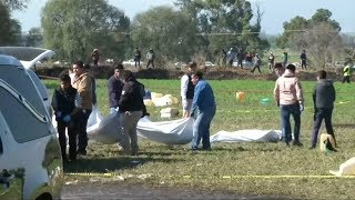 Mexico blast sharpens focus on fuel theft plan