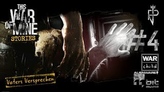 Let's Play This War of Mine: Stories - Vaters Versprechen #4 Zerstörter Apartmentblock