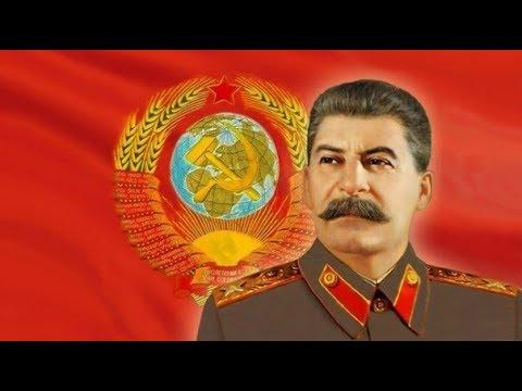 видео: Товарищ Сталин в цвете. comrade stalin in color.