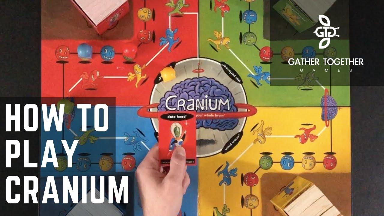 Cranium Spiel