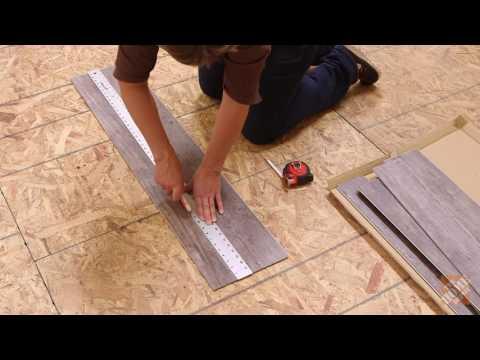How To Install Allure ISOCORE Vinyl Flooring