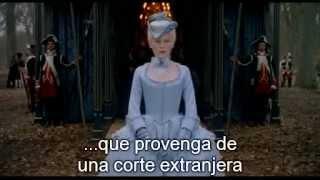Trailer María Antonieta en español