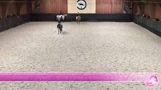 Emmas Ponywelt - A1 mit Petite Chameur in Stolberg-Büsbach 2017