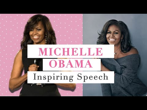 Michelle Obama's Speech about Trump Embedded with Sexist Trump Quotes from YouTube · Duration:  4 minutes 32 seconds