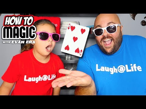5 EASY Magic Tricks and How To Do Them