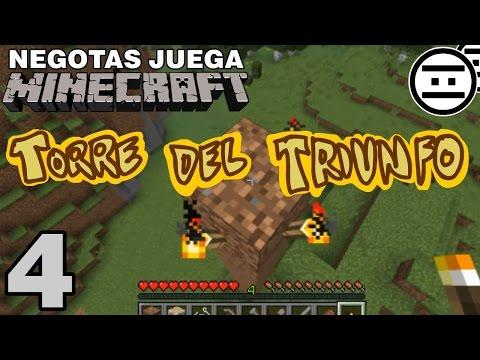 #NEGAMES - Minecraft DELMUNDO 04
