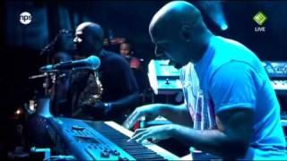 Earth Wind & Fire - Sun godess - North Sea Jazz 2010, Live