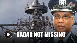 High-tech military radar reported missing is actually in Netherlands
