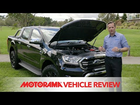 Motorama Vehicle Review | Ford Ranger XLT
