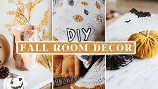 DIY Fall + Autumn Room Decor (…