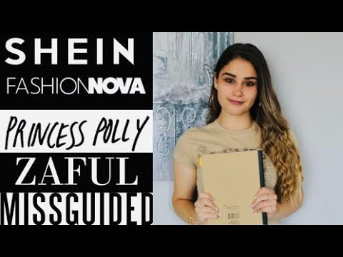 Discount Codes for Shein, Fashion Nova, Princess Polly, Zaful, Missguided | 2020