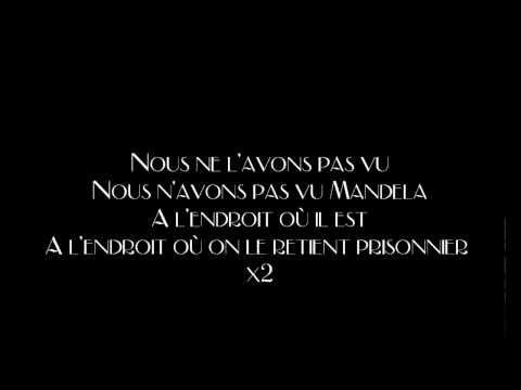 Asimbonanga (Mandela) - Johnny Clegg Traduction Française HD