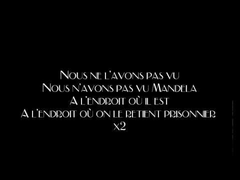 Asimbonanga (Mandela) - Johnny Clegg Traduction Française HD