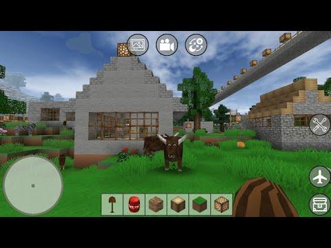 Mini Block Craft ( By Build Block Studio ) Android Gameplay