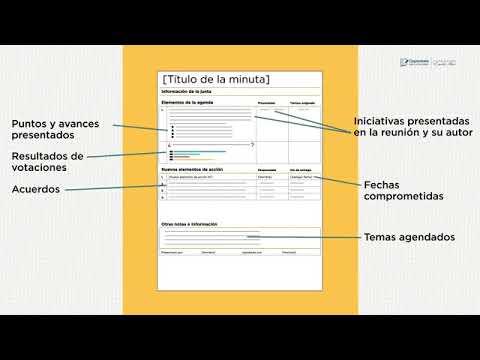 Download Elaboración de minuta   Manejo de juntas de trabajo 4